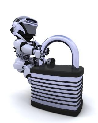 Robot lock